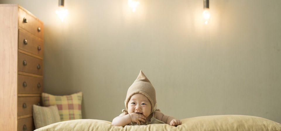 Comment éclairer une chambre d'enfant?
