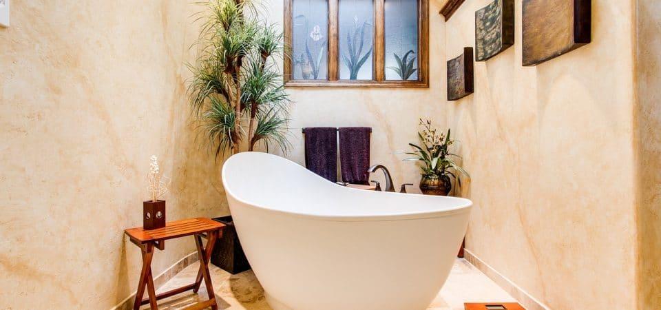 Pourquoi faire le choix d'une baignoire en ilot ?