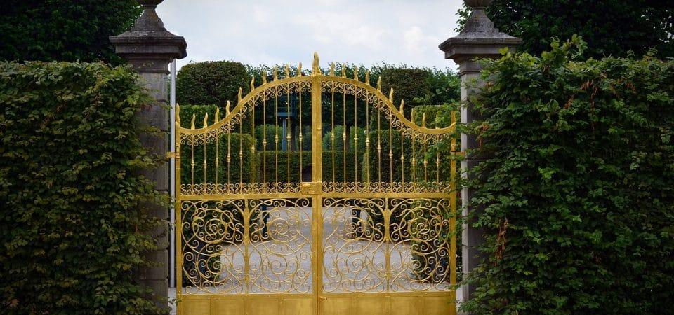 Achetez un portail pour sécuriser votre maison !