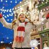 De belles guirlandes lumineuses pour les fêtes de Noël !